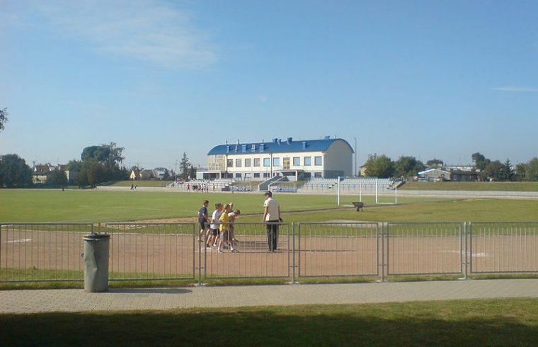 eprzasnysz i infoprzasnysz na temat stadioniu w Jednorożcu