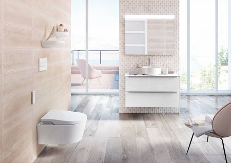 funkcjonalność toalety myjącej