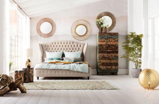 Łóżko w stylu angielskim – do jakiej sypialni pasuje?
